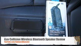 iLuv Collision Wireless Bluetooth Speaker Review
