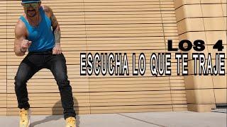 Los 4 - Escucha lo que te traje // Salsaton Choreo by Jose Sanchez