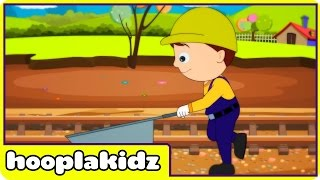 I've Been Working On The Railroad | Nursery Rhymes | Rhymes For Kids by Hooplakidz