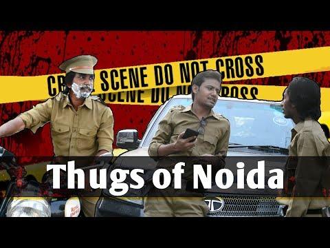 Thugs of Noida Ft Rajesh Yadav   Nazar Battu Guy   Hawai Chappal   Flying Teer