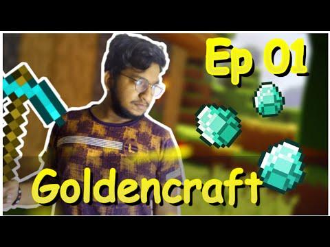 প্রথম দিনেই বড়লোক্স | Goldencraft Season 3 | Episode 01