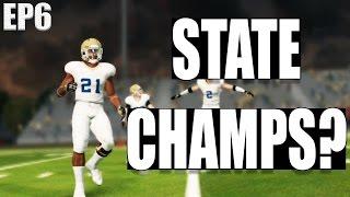 STATE CHAMPIONSHIP! DRE