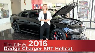 New 2016 Dodge Charger SRT Hellcat - Minneapolis, Elk River, Coon Rapids, St Paul, St Cloud, MN