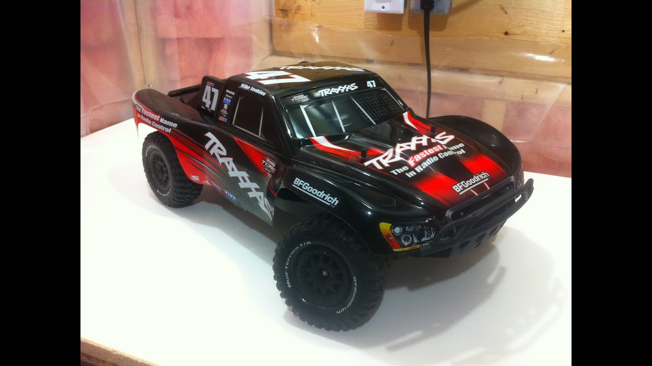 4x4 Traxxas Slash Parts Rustler Brushed Quick Start Manual Exploded View Images Of