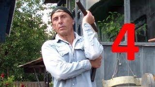 Уроки нунчаку. №4 - Маховые удары