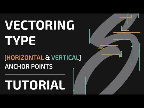 How To Vectorise Hand Lettering | Adobe Illustrator