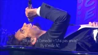 "Mika @Le Comedia - ""J'ai pas envie"""