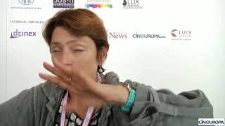 Solveig Anspach - Director of The Queen of Montreuil - Venice Days 2012