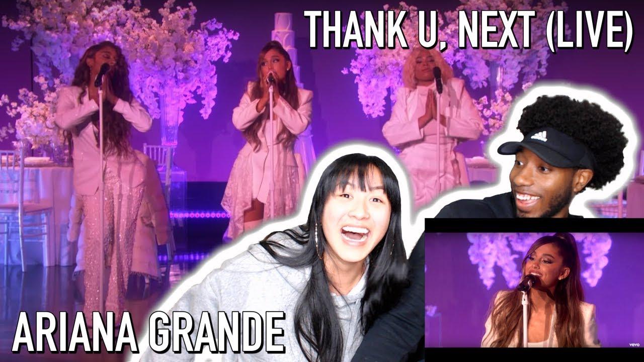 ari gave us a heart attack ariana grande thank u
