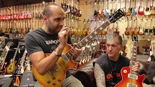 Evolution of Gibson Les Paul Reissues here at Norman's Rare Guitars