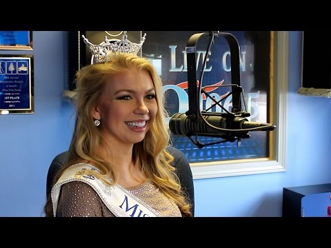 Miss Maine Marybeth Noonan Interview on Q106.5