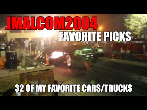 32 OF JMALCOM2004 FAVORITE DRAG AND STREET CARS