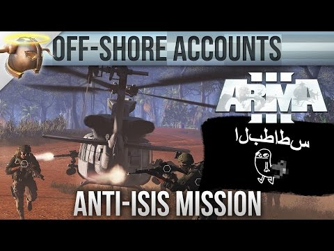 """Off Shore Accounts"" ARMA 3 custom mission by EvilViking13"