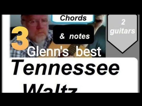 Tennessee Waltz Guitar Fingers Youtube