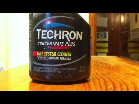 Techron review.