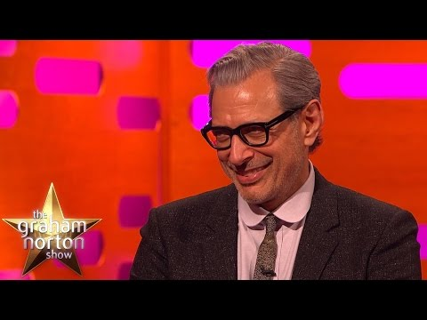 Graham Discusses The Funniest Jeff Goldblum Internet Trends - The Graham Norton Show