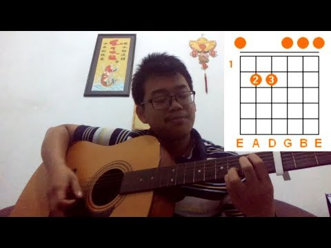 """How To Play """"You Are The Reason"""" Calum Scott : Beginner Guitar Tutorial With Chords"""