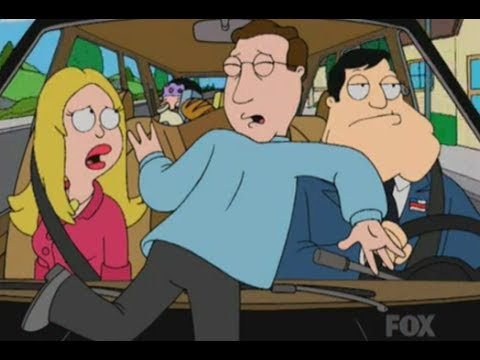 American Dad! Stan Loses to Chuck