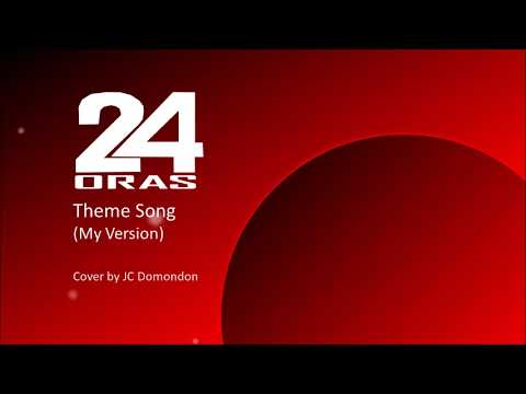 24 Oras Theme (My Version 2017 with beeps)