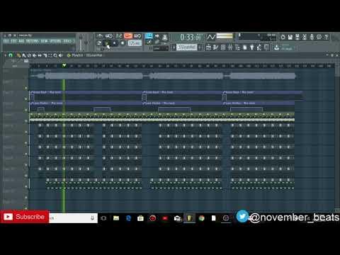 Narcos- Migos FLP Remake FL Studio (FREE FLP DOWNLOAD)