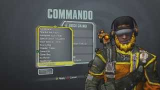 Borderlands 2 - Commando Haggard Hunter Pack (Bearded Justice/Quack Attack)