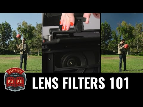 Lens Filters 101
