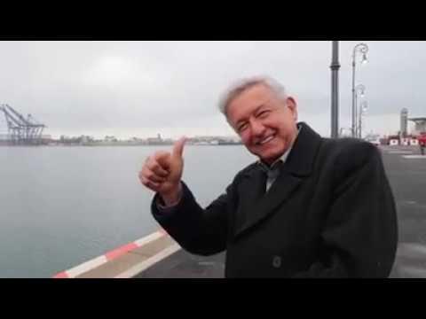 EL SUBMARINO RUSO de Andrés Manuel López Obrador