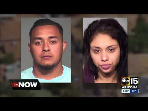 Police identify duo arrested in Phoenix pursuit