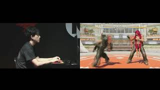 DEAD OR ALIVE 6 TGS 2018 Special Tournament - Final [Fight 7/7] | Hayabusa Vs Rig