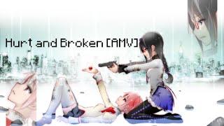Hurt and Broken [AMV] – Johnny Cash