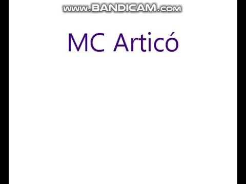 MC Articó Disputa Do BumBum