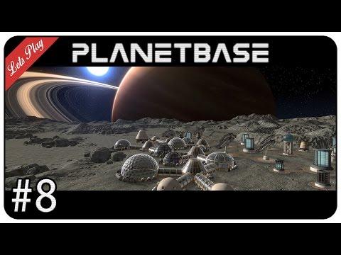 Planetbase | #8 | Tipps und erklärung | HD | Gameplay German Deutsch Let's Play |