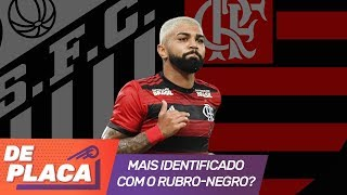 Gabigol é mais Flamengo que Santos?
