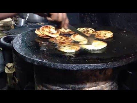 Tuticorin Fried Parotta - தூத்துக்குடி பொறித்த பரோட்டா.