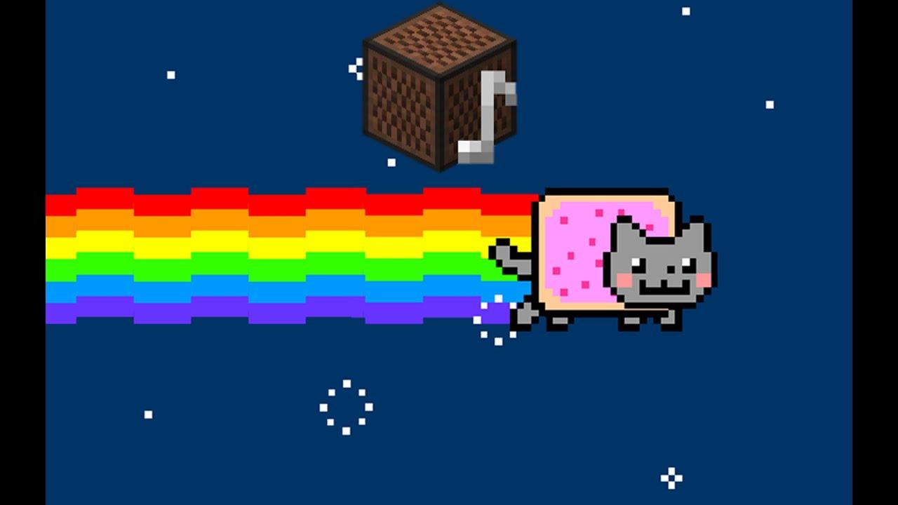 cat minecraft song
