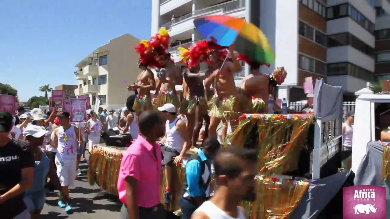 from Chace south africa gay parade