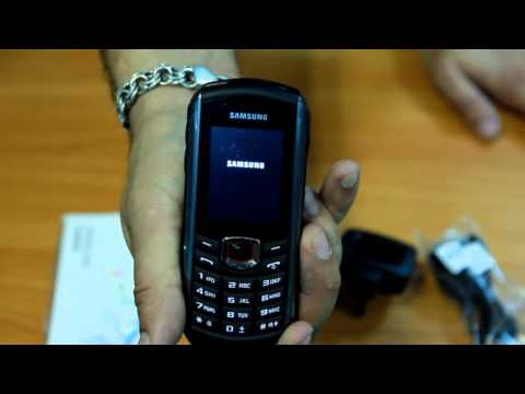 Samsung B2710 Xcover Обзор