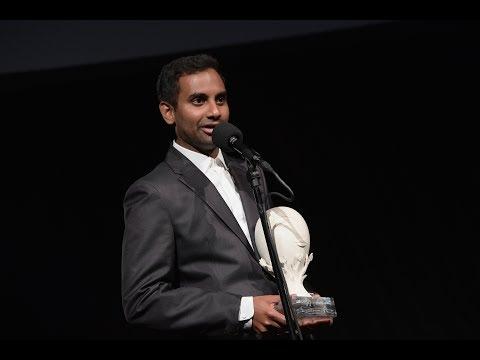 Aziz Ansari: Moth Award Acceptance Speech