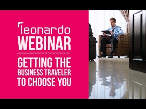 Getting the Business Traveler to Choose You