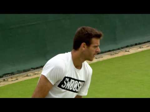 Live@Wimbledon 2016 – Day 5