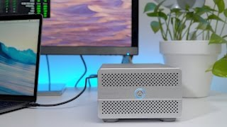 Review: Akitio Thunder3 Duo Pro and Quad Thunderbolt 3 drive enclosures