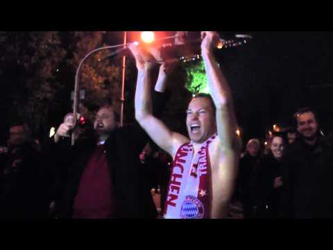 FC Bayern München Champions League Final 2013 Winner - Party