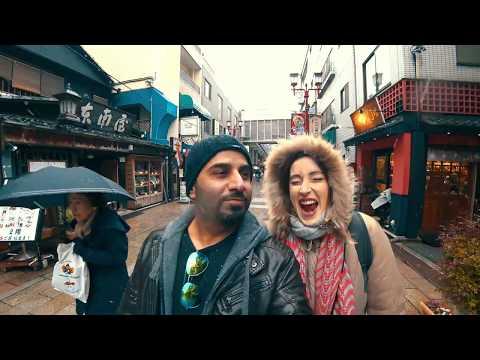 Amazing JAPAN 🇯🇵 travel video 2018  رحلتي الى  اليابان