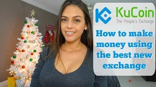 Kucoin Exchange Review | How to Make Passive Income