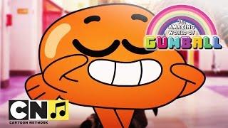 Удивительный мир Гамбола ♫ Он скажет все ♫ Cartoon Network