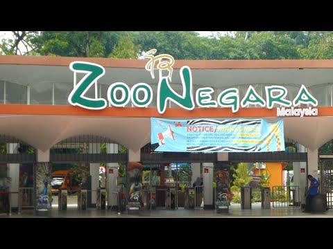 Zoo Negara Kuala Lumpur, Malaysia