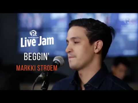 Markki Stroem - 'Beggin'' (cover)