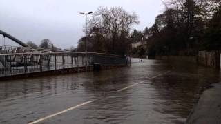Dumfries & Galloway Floods January 2014