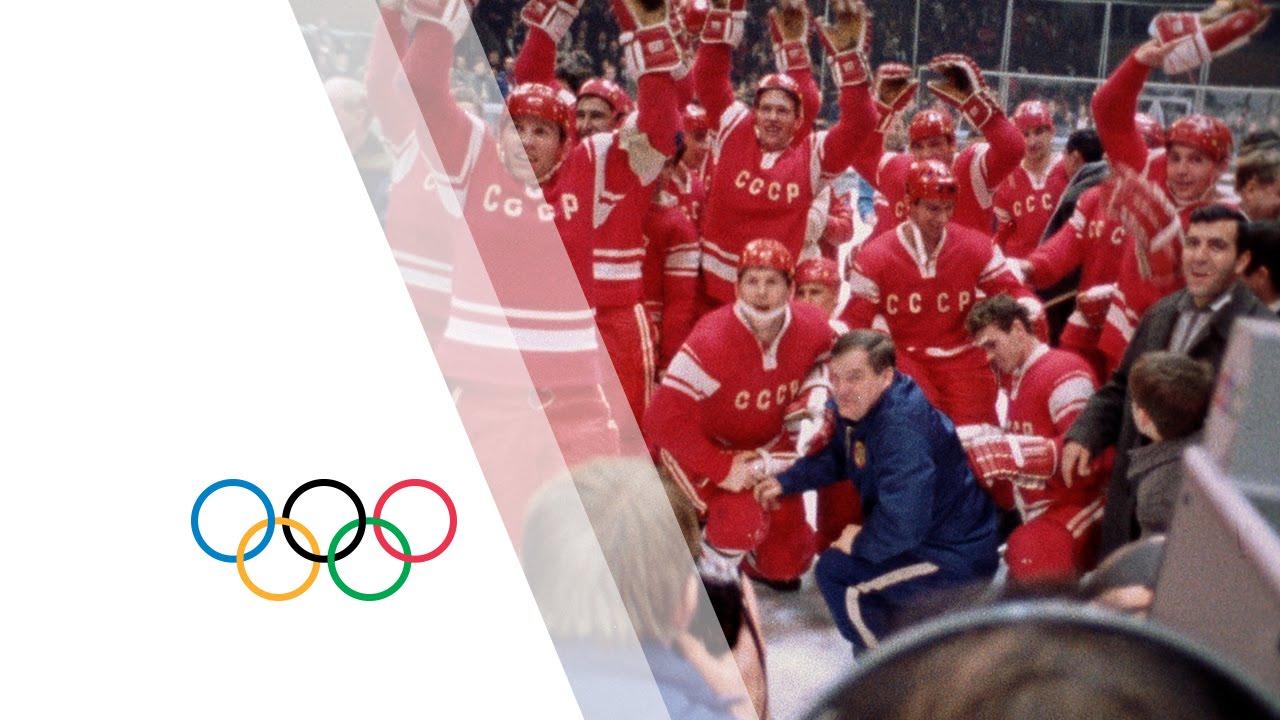 Opening Ceremony & Ice Hockey - Part 1 - Grenoble 1968 Olympic Film | Olympic History