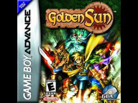 369. GBA - Golden Sun World Map - YouTube